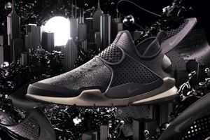 The NikeLab Sock Dart Mid x Stone Island | IDEAL SPORT