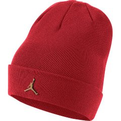 Шапка Jordan Cuffed Beanie Metal Jumpman (CW6402-687), One Size