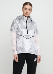 Nike Кофта Nike W Nk Rn Tch Pck Jkt Hd Wind (AT1128-095), XS