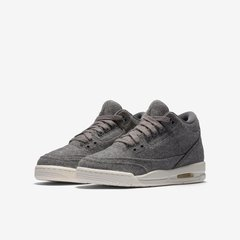 Кросівки Jordan 3 Retro Wool Bg (861427-004), 37.5