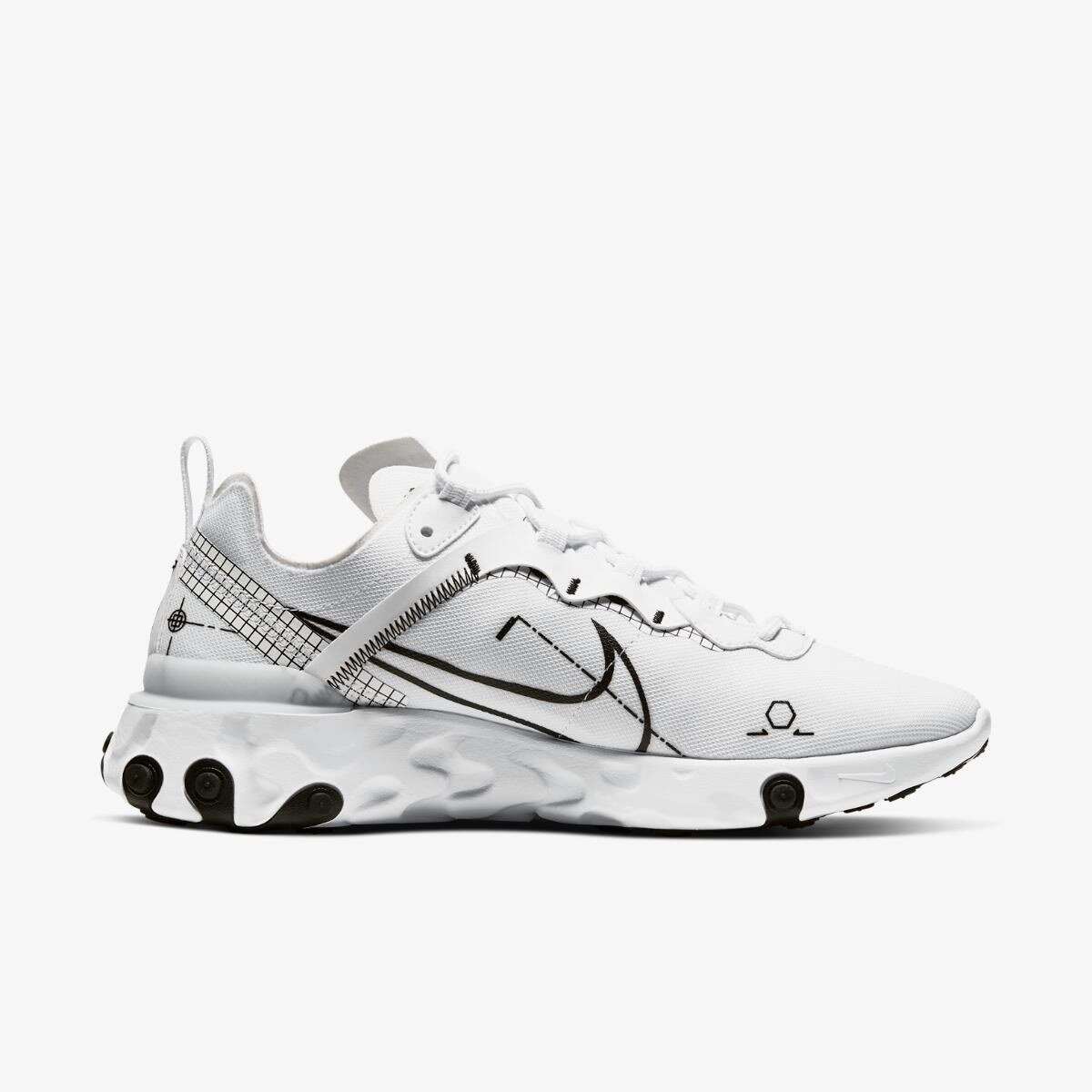 Кросівки Nike React Element 55 (CU3009-002), 40