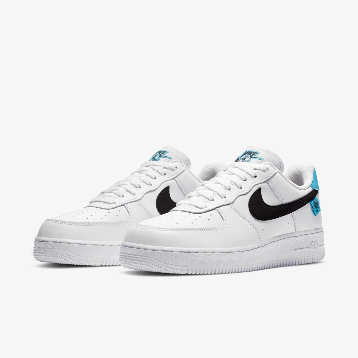 Кросівки Nike Air Force 1 Ww Gs Blue Fury (CN8533-100), 38