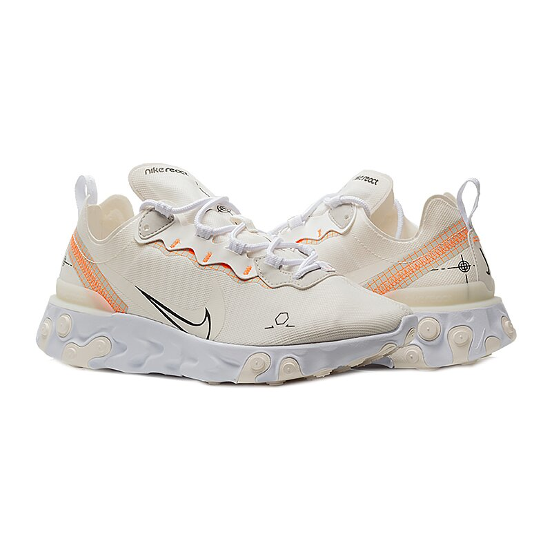 Кросівки Nike Nike React Element 55 45 (CU3009-102), 40.5