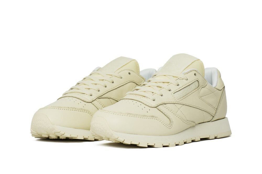 Кросівки Reebok X Spirit Classic Leather Washed Beige (BD2772), 35.5