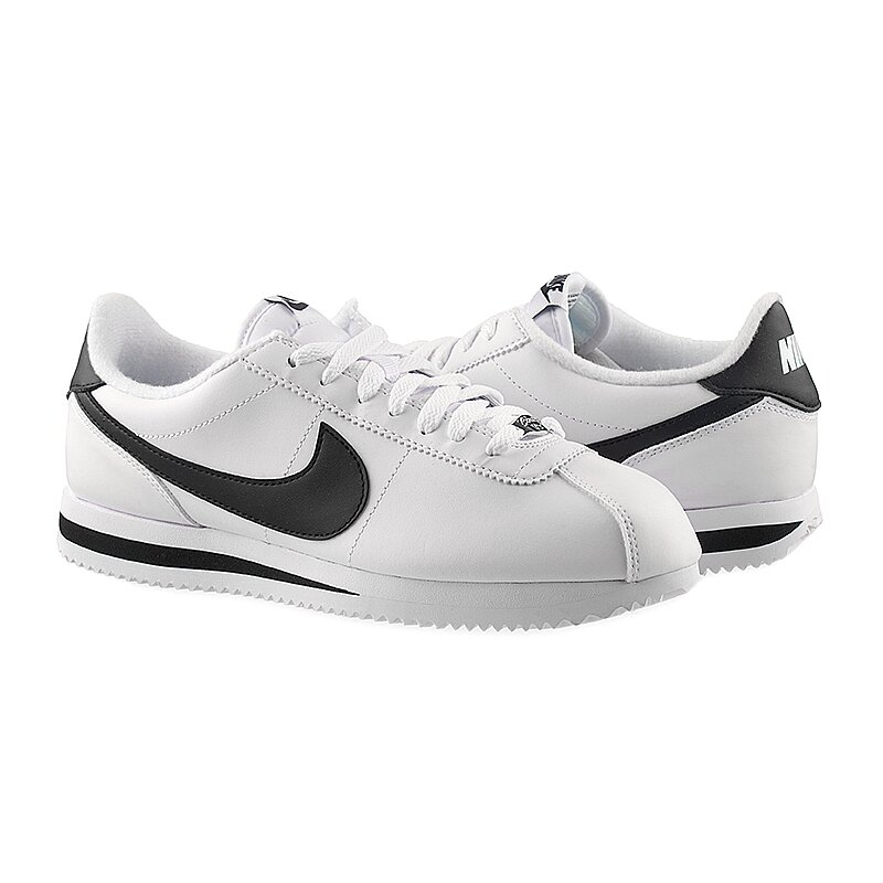Кросівки Nike Кросівки Nike Cortez Basic Leather (819719-100), 40.5