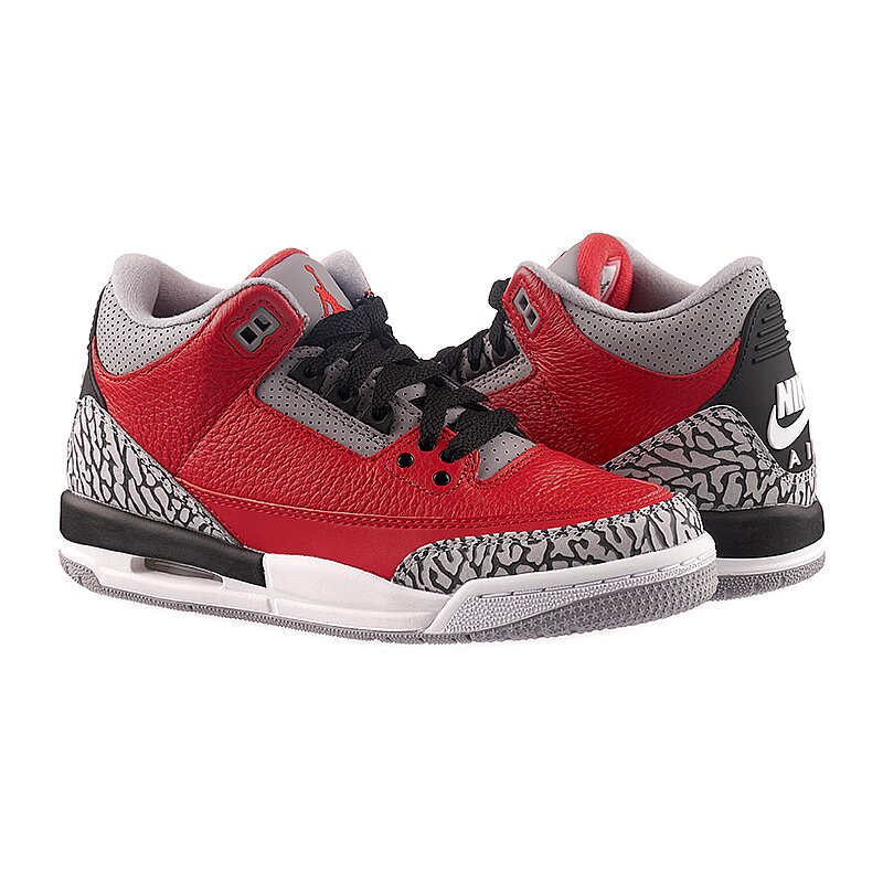 Кросівки Jordan Air Jordan 3 Retro Se (Gs) 40 (CQ0488-600), 38