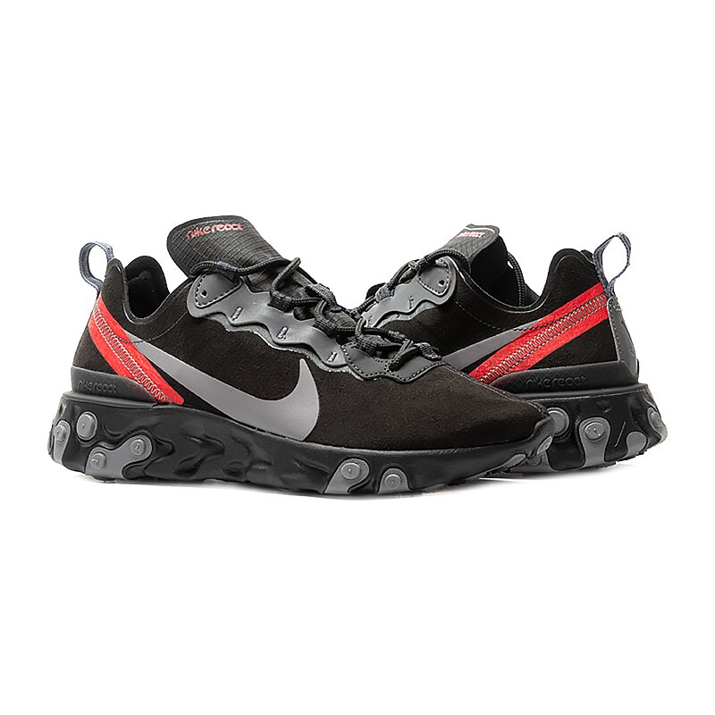 Кросівки Nike React Element 55 (CQ6366-001), 42