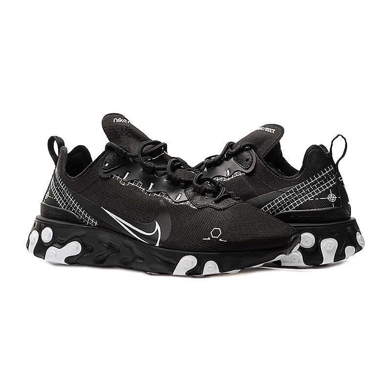 Кросівки Nike React Element 55 (CU3009-001), 40
