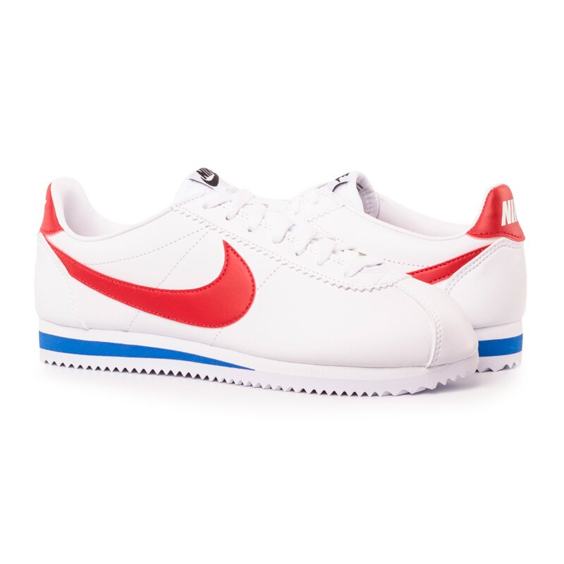 Кросівки Nike Wmns Classic Cortez Leather (807471-103), 37.5